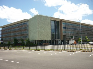 Clinical Practices Building (back) - JCU