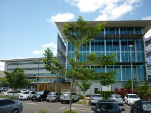 Clinical Practices Building (front) - JCU